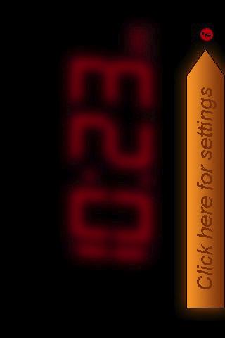 Talking Alarm Clock - Cinnamon Software.