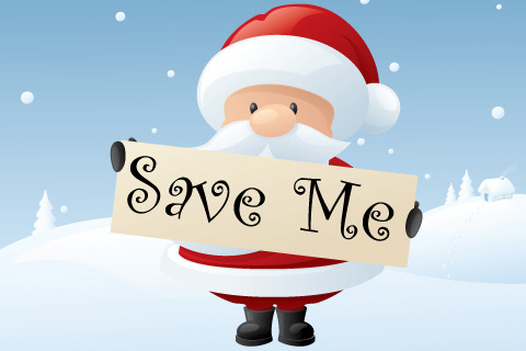 save santa