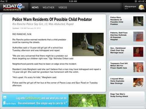 Action 7 News Albuquerque Breaking News